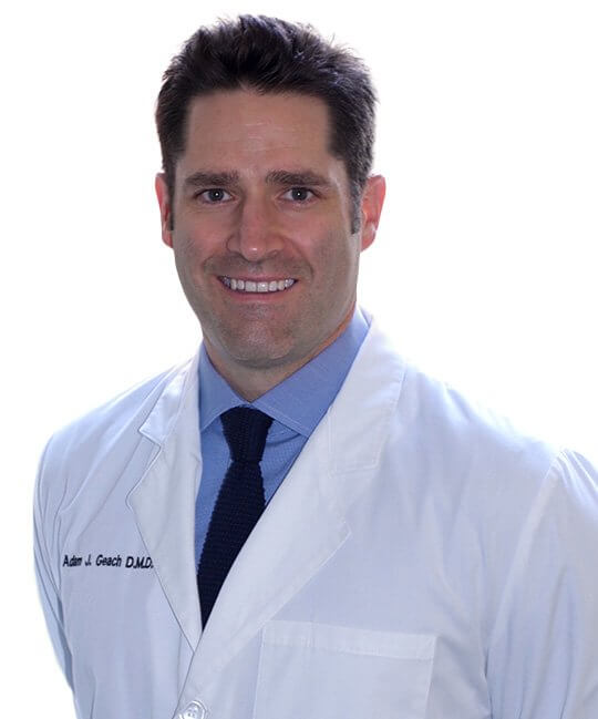Headshot of Dr. Adam Geach